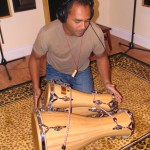BalcaniaOrchestra-Alberto-in-the-studio