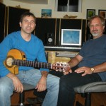 BalcaniaOrchestra-Anton-and-David-in-the-recording-studio