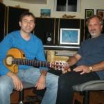 BalcaniaOrchestra-Anton-and-David-in-the-recording-studio