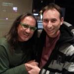 with Horacio Hernandez