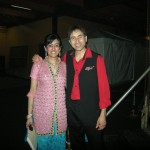 with Jonita Gandhi