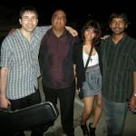 with Mayaro in Trinidad